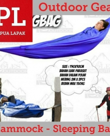 Jual Hammock Sleeping Bag Sorong